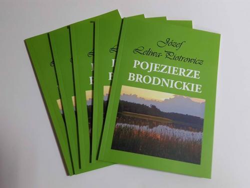 Pojezierze Brodnickie, Józef Leliwa-Piotrowicz