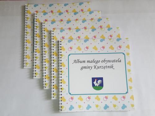 Album małego obywatela gminy Kurzętnik